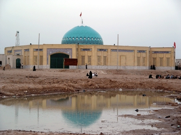 تصاویری از شلمچه...کربلای ایران